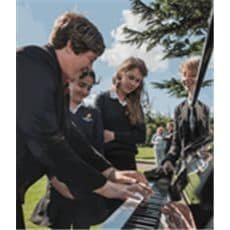 Pianos in the Park as Leighton Park School joins Yamaha's Music Education partnership programme