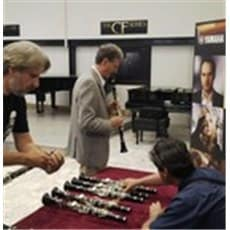 "Leading clarinettists attend special ""Yamaha Friends"" event"