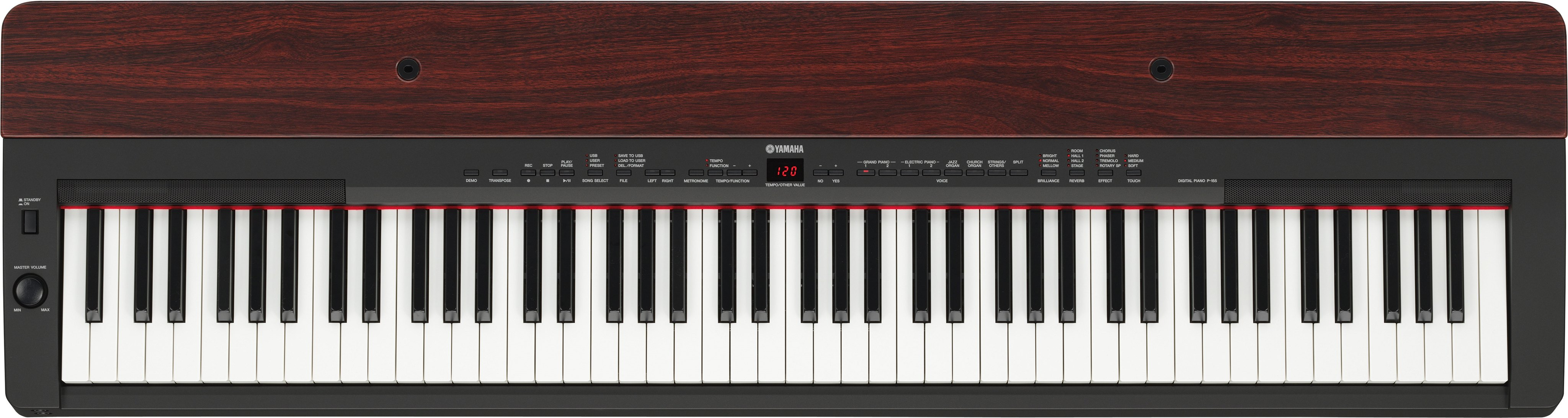 Yamaha P   Key Digital Piano
