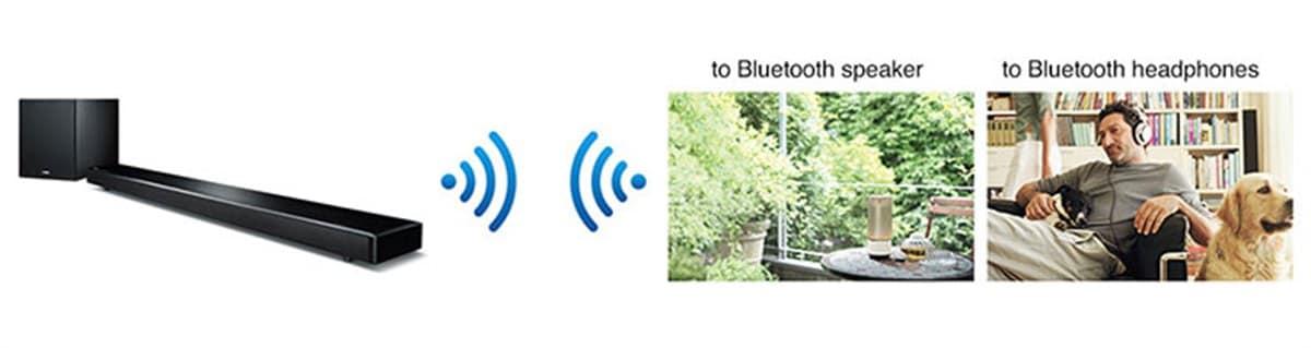 Yamaha YSP-2700 Bluetooth