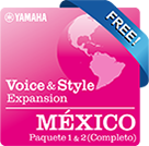 Mexican (Yamaha Expansion Manager kompatible Daten)