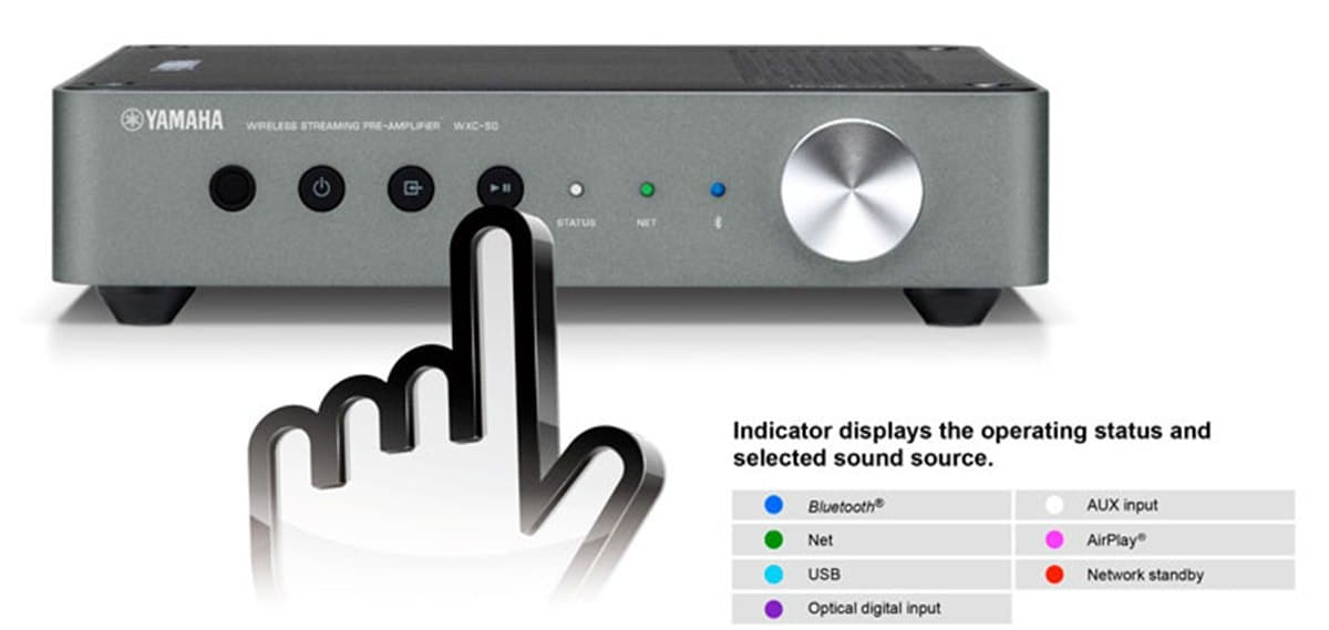 musiccast wxc 50 funktionen musiccast vor. Black Bedroom Furniture Sets. Home Design Ideas
