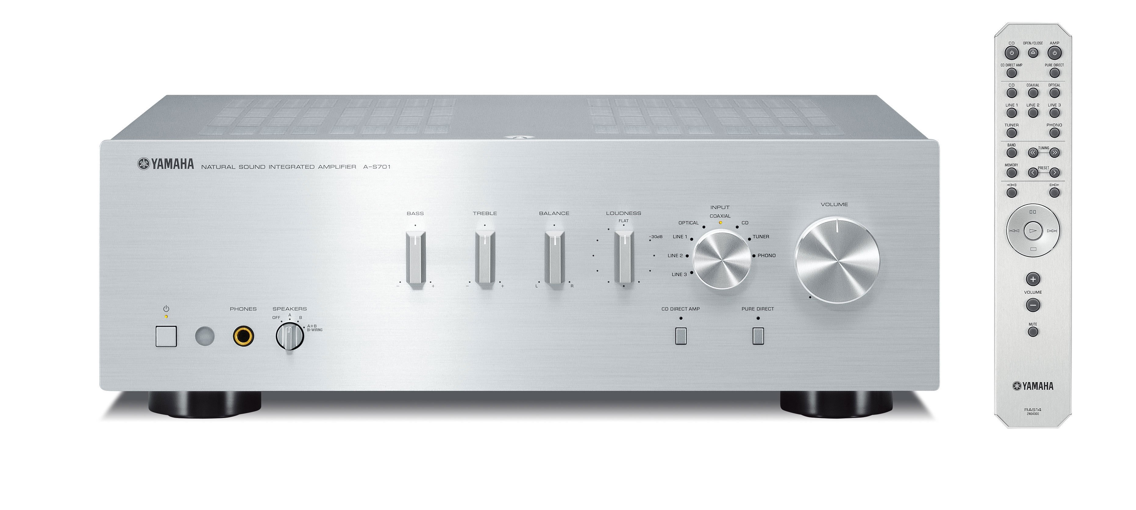 Onkyo Vs Yamaha Integrated Amplifier