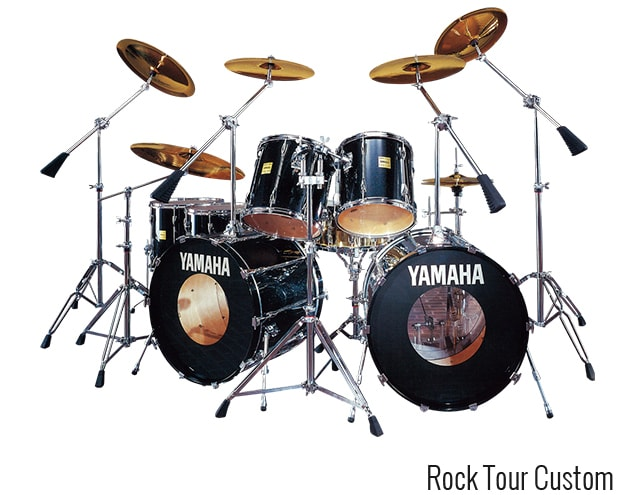 Rock Tour Custom