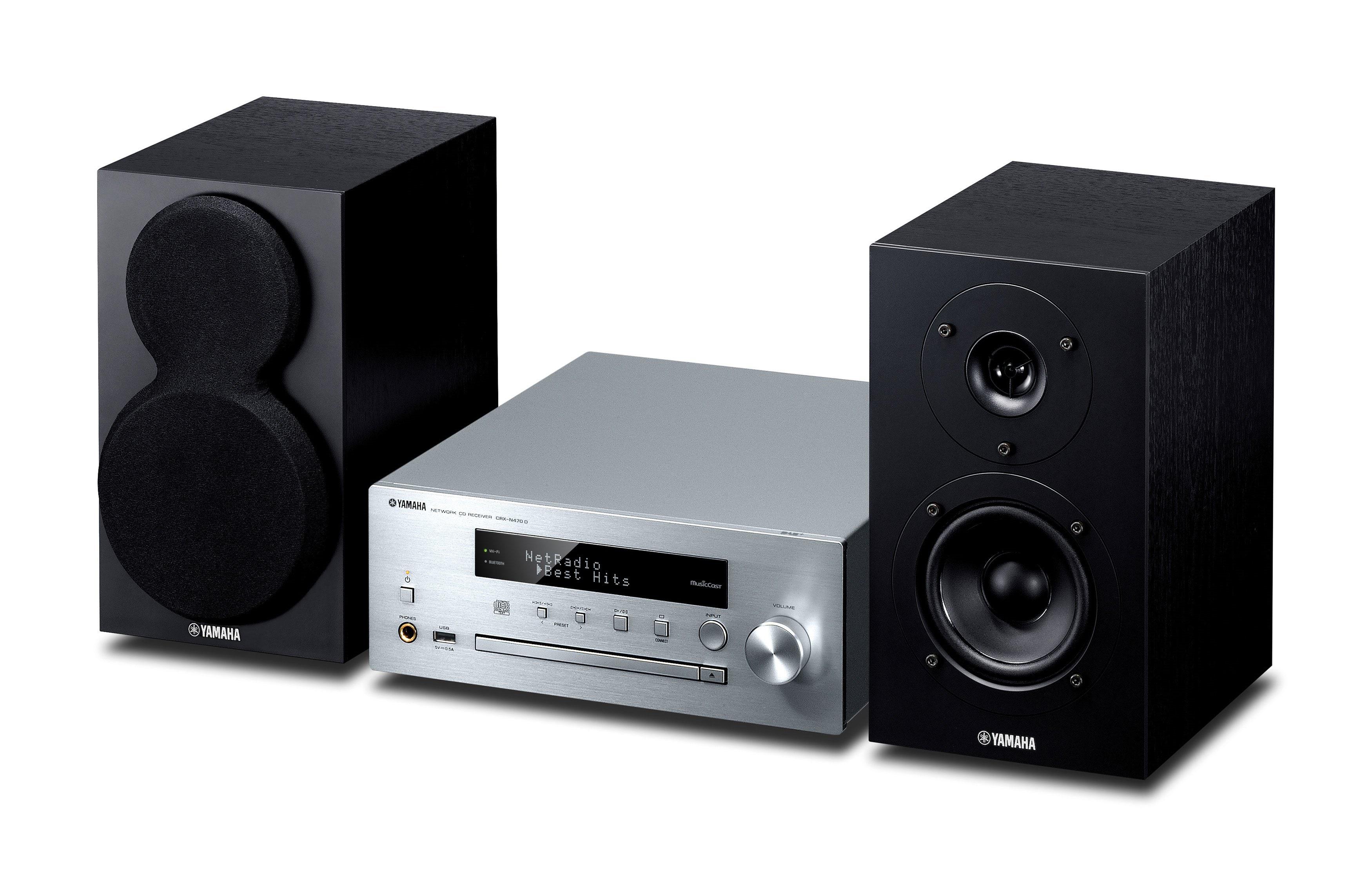 HiFi-Systeme - Audio & Video - Produkte - Yamaha - Deutschland