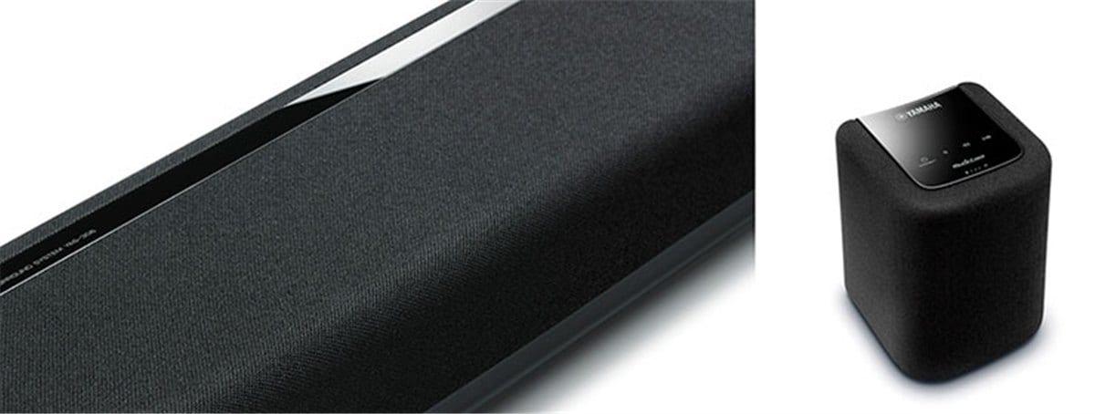 Yamaha YAS-306 Kombinationsmöglichkeiten