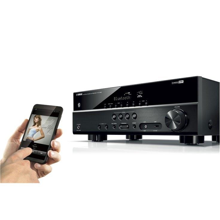 rx v383 bersicht av receiver verst rker audio. Black Bedroom Furniture Sets. Home Design Ideas