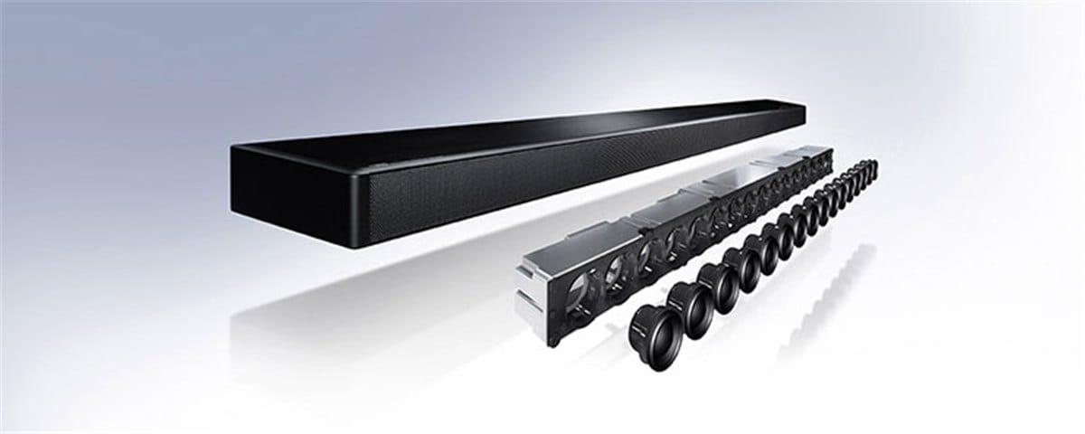 Yamaha YSP-2700 innerer Aufbau