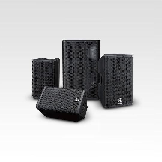 dxr series bersicht lautsprecher professional audio. Black Bedroom Furniture Sets. Home Design Ideas