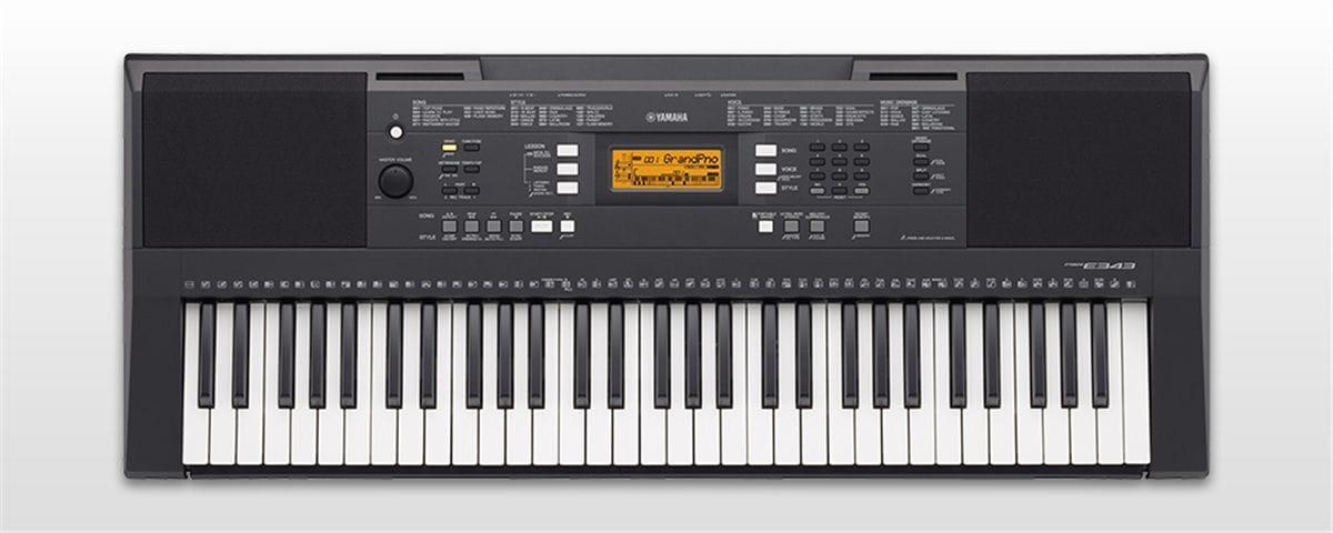 Yamaha Synthesizer Keyboard