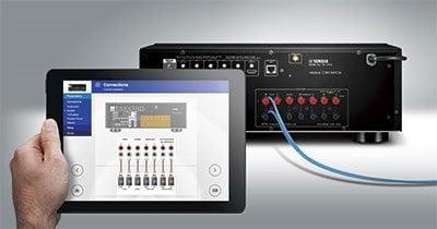 av setup guide app makes system setup easier w1200 400x210 38fbec1c7af400fc06e8ef14e0b1e1f6 - Yamaha RX-A2070 AV-Receiver - Heimkinoraum Edition