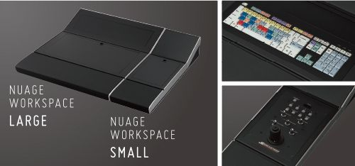 Nuage Control Surface Daw Systeme Professional Audio