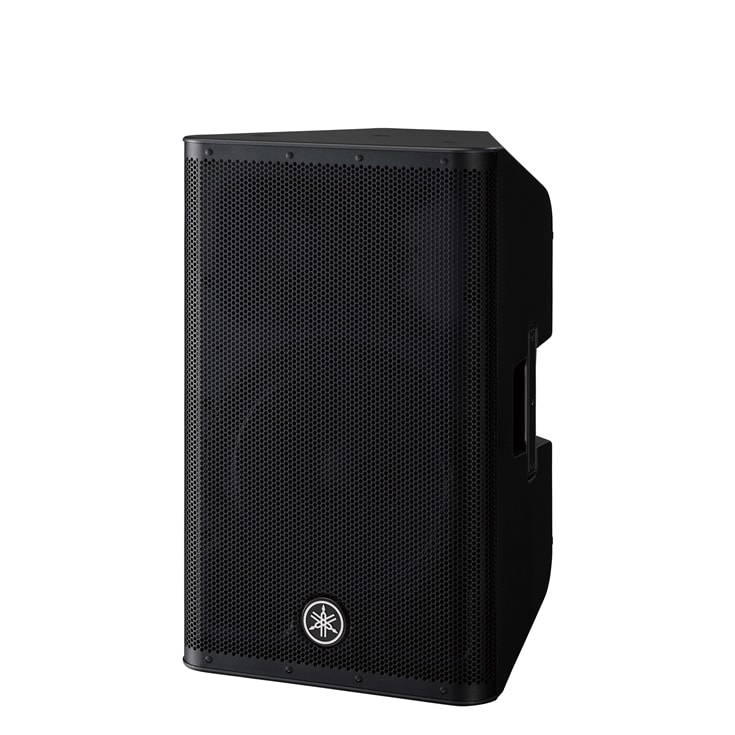 "Yamaha DXR12mkII 12"" 2-way Powered Loudspeaker"