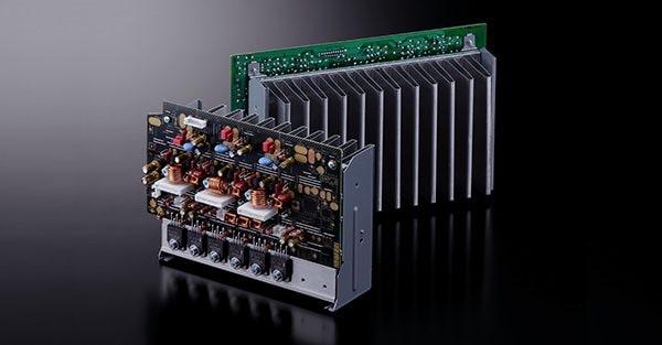 Yamaha RX-V4A V4A přijímač zesilovač
