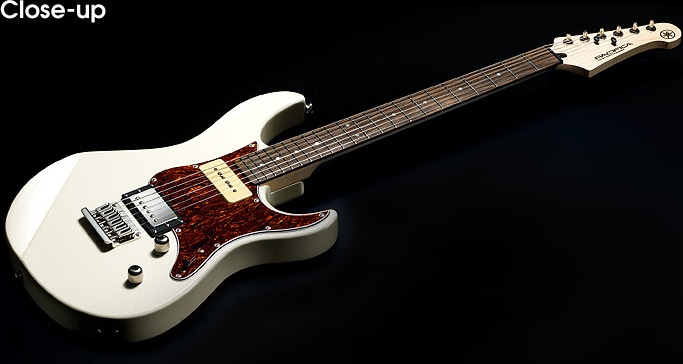 Yamaha Pacifica Pac Review