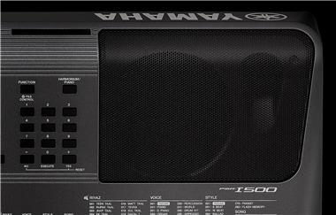 Eingebaute Lautsprecher