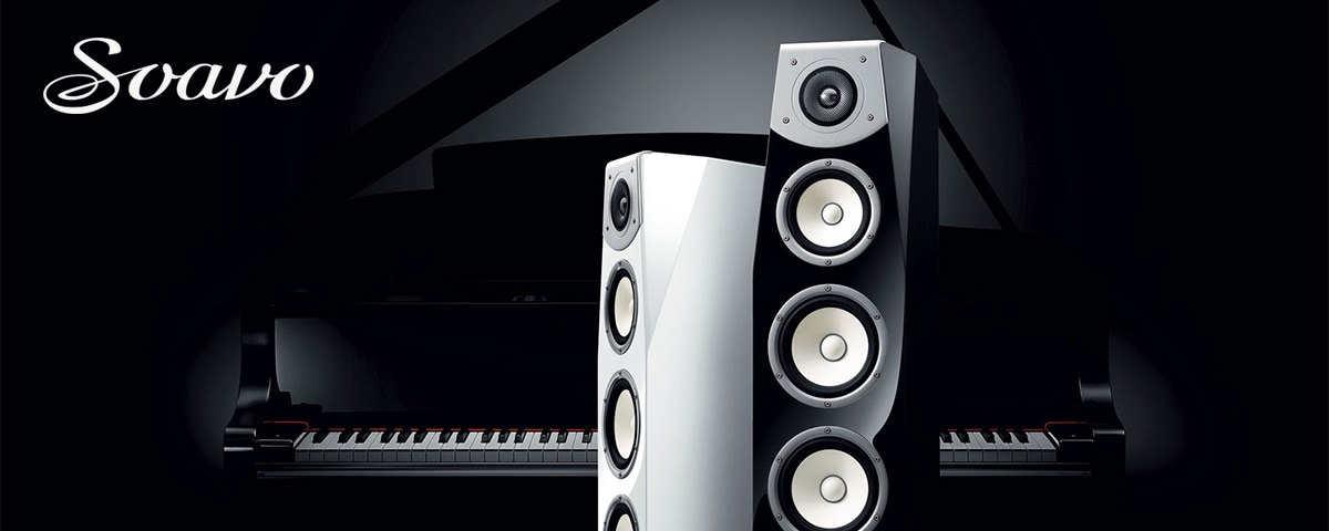Experience a true feeling of presence, with highest quality sound.