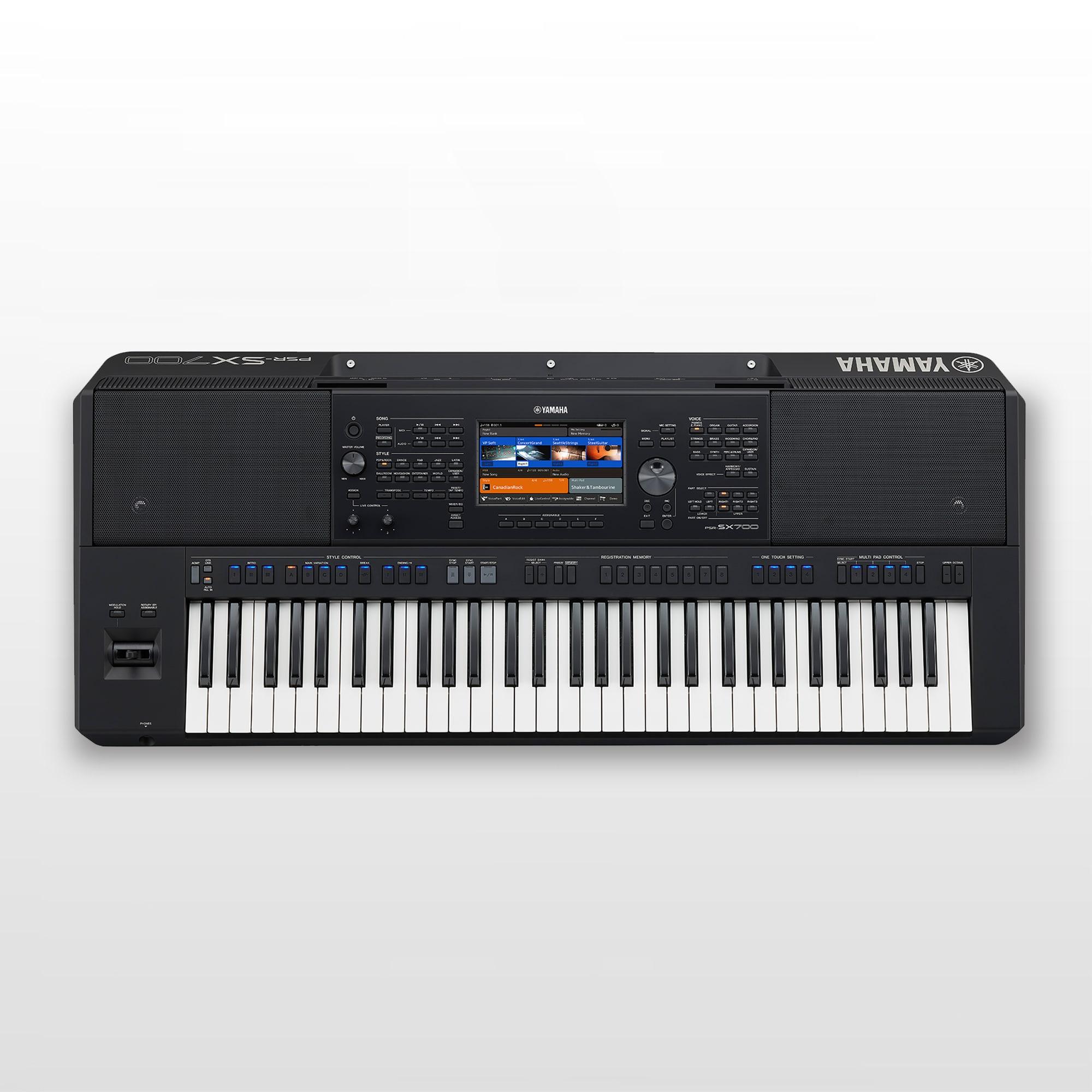 PSR-SX700 - Technische Daten - Digital Workstations - Keyboards ...